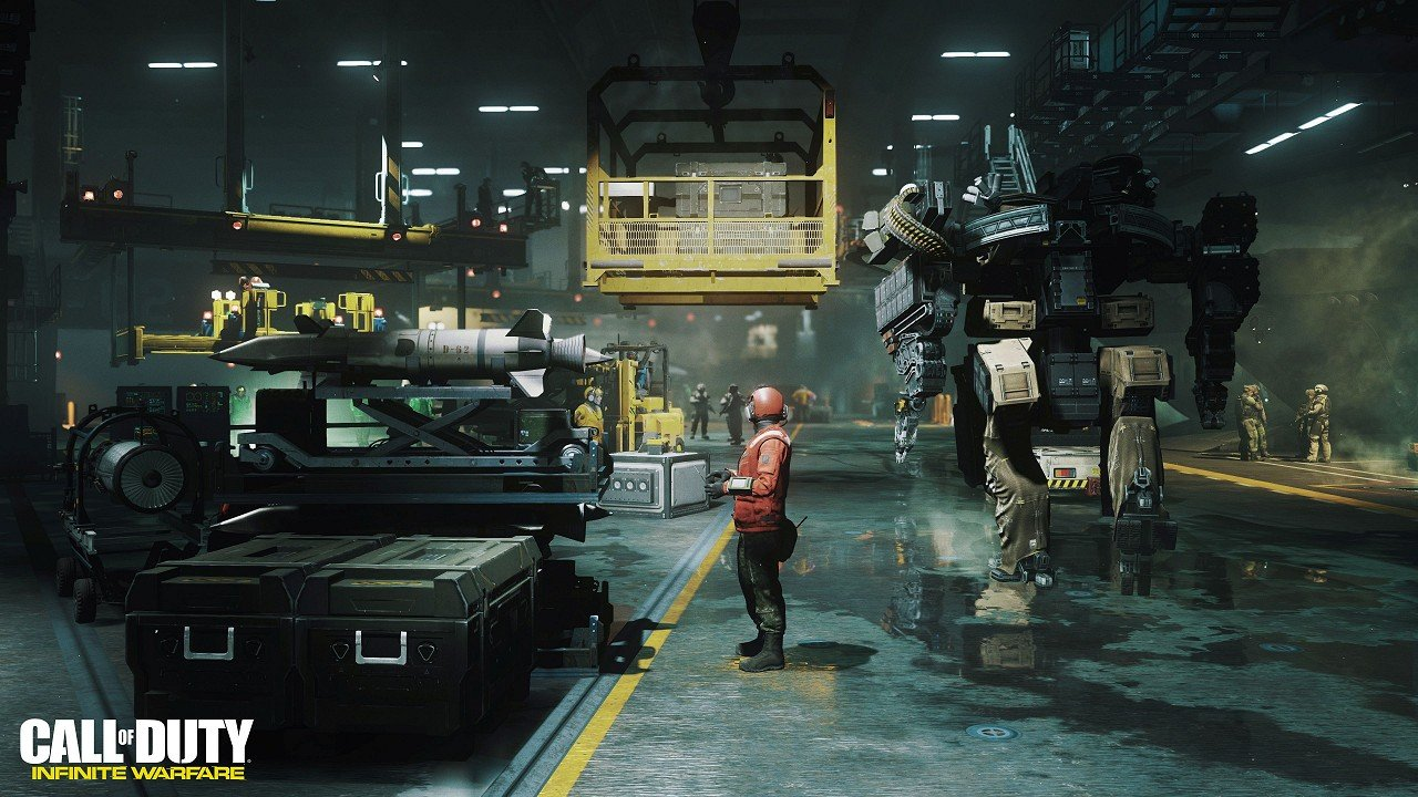Call of Duty Infinite Warfare immagine PC PS4 Xbox One 04