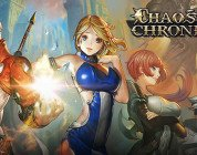 Chaos Chronicle arriva oggi in tutto il mondo su iOS e Android