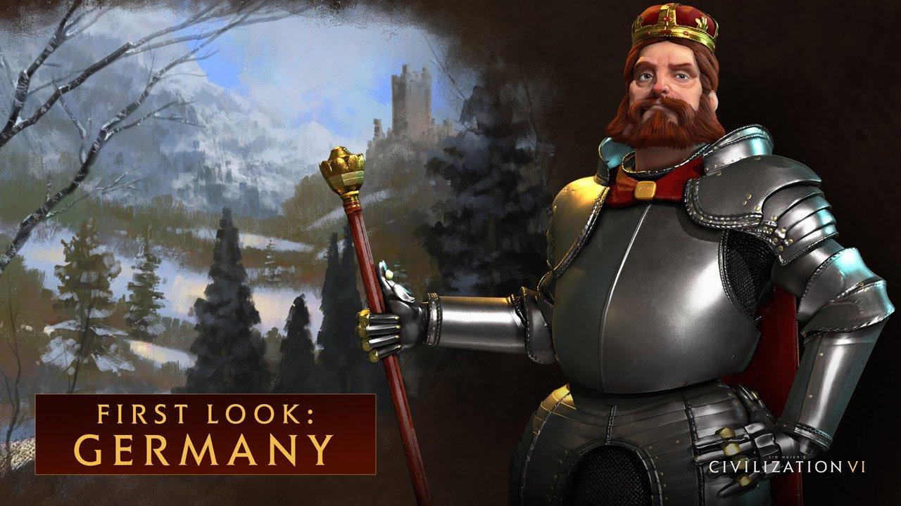 Civilization VI trailer gamescom germania