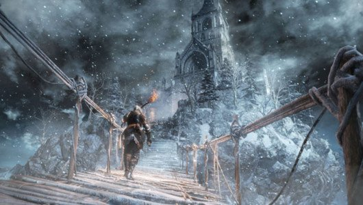 ashes of ariandel trailer lancio dlc dark souls iii