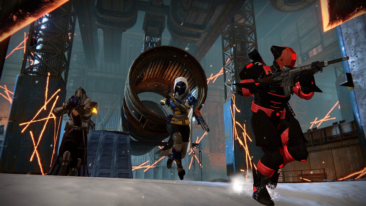 Destiny Rise of Iron immagine PS4 Xbox One 03