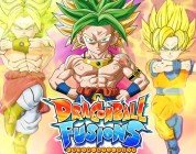 Dragon Ball Fusions uscirà a febbraio in Europa
