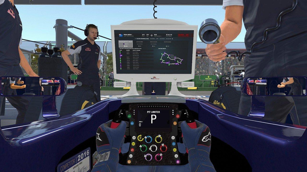 F1 2016 immagine PC PS4 Xbox One 02