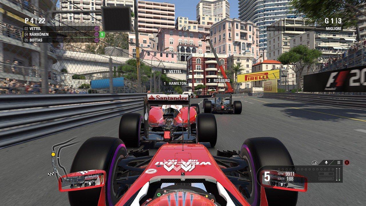 F1 2016 immagine PC PS4 Xbox One 07