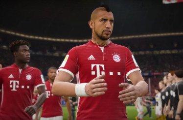 FIFA 17 bayern