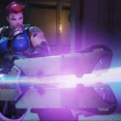 Heroes of the Storm Zarya