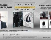 Hitman: nuovo trailer svela in dettaglio la Steelbook della prima stagione