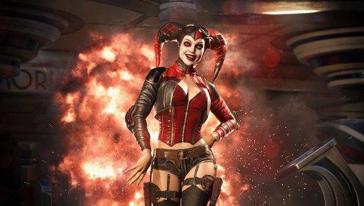 Injustice 2 Harley Quinn Deadshot trailer