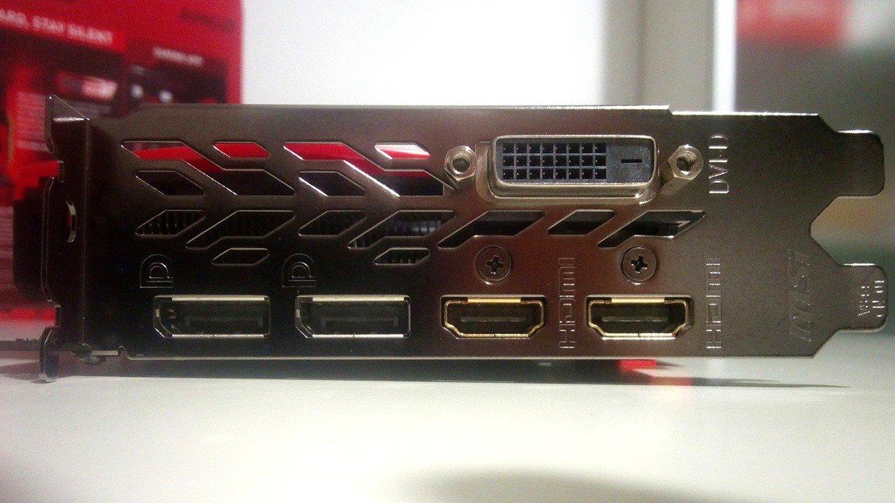 MSI Gaming X Radeon RX470 Twin Frozr VI immagine 05
