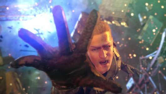 metal gear survive trailer lancio