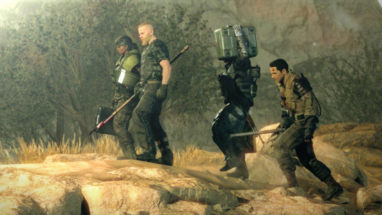 Metal Gear Survive: il primo gameplay ufficiale verrà mostrato a breve