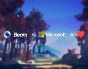 Microsoft Beam mixer