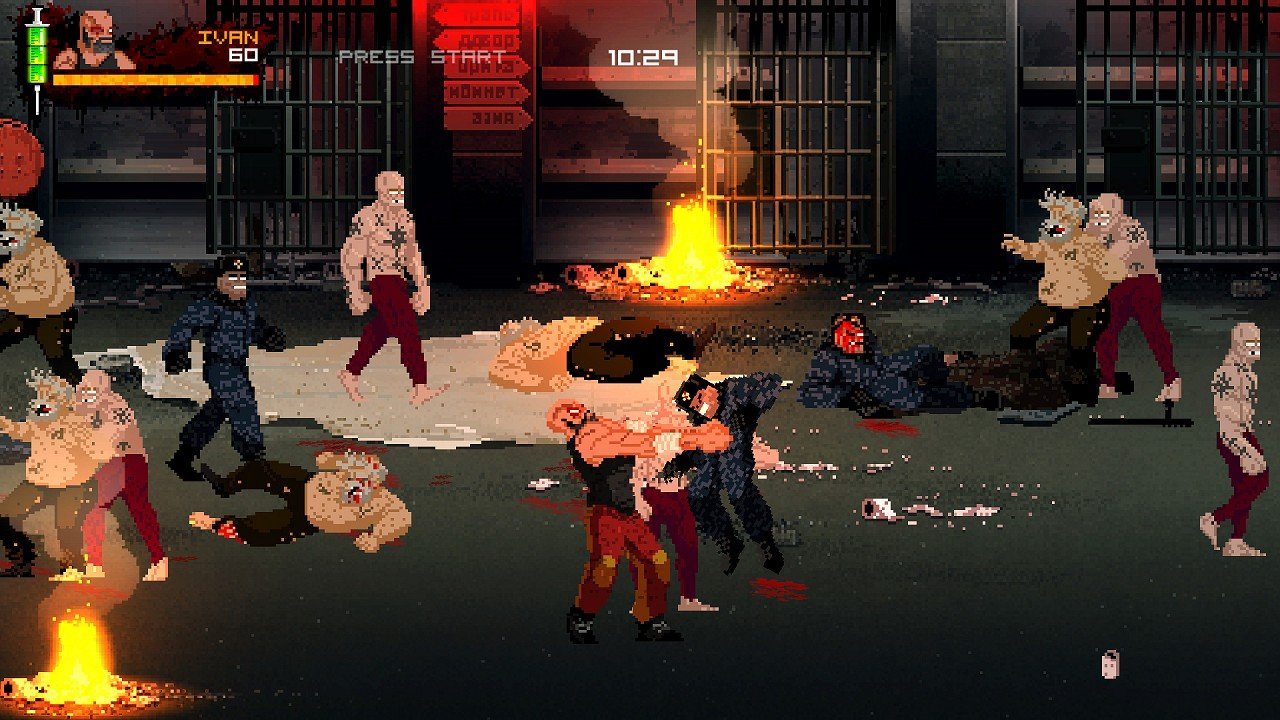 Mother Russia Bleeds immagine PC PS4 03
