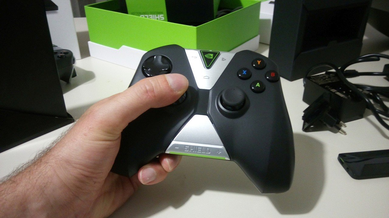 NVIDIA SHIELD Android TV immagine 07