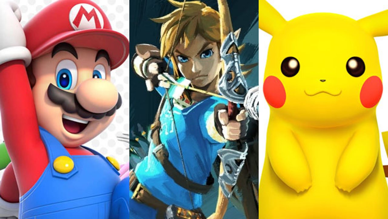 NX: un nuovo Mario, Zelda, e Pokémon nei primi mesi di lancio