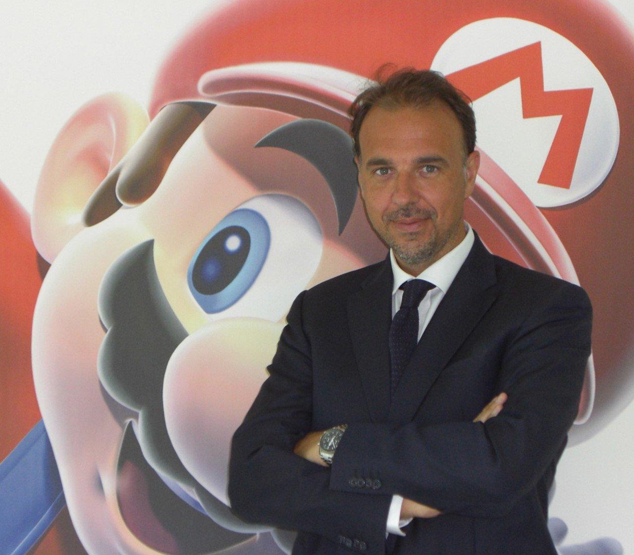 Nintendo: Massimo Bullo è il nuovo Direttore Marketing della filiale italiana