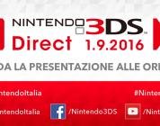 Nintendo annuncia un nuovo Nintendo 3DS Direct