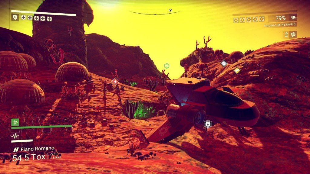 No Man's Sky path finder update