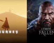 Lords of the Fallen e Journey tra i giochi del PS Plus di settembre