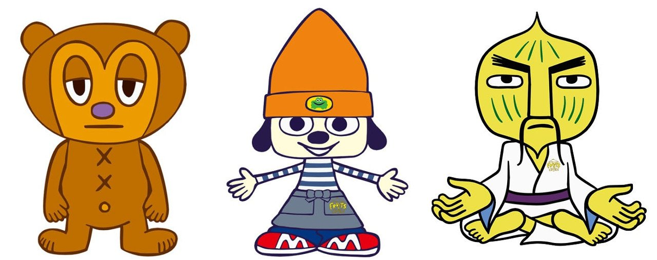 PaRappa the Rapper diventa una serie animata