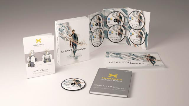 Quantum Break Timeless Collector's Edition 01