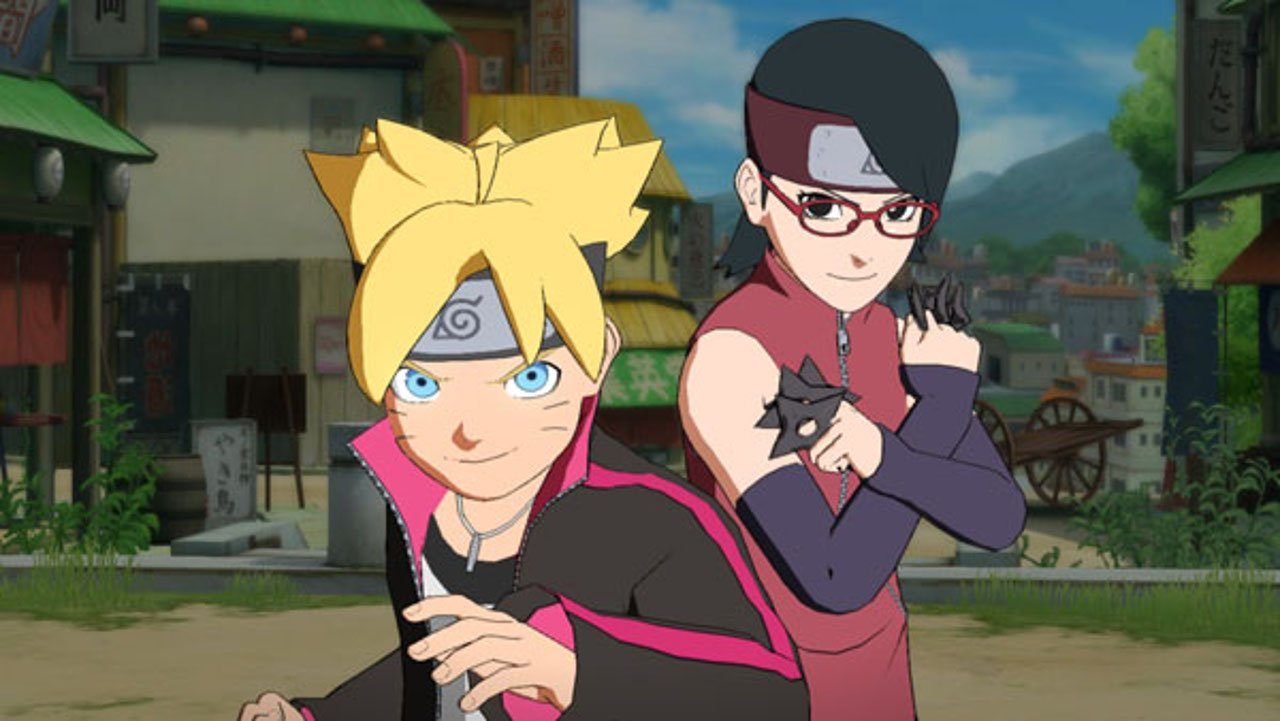 Naruto Shippuden Ultimate Ninja Storm 4 Road to Boruto arriva in Europa