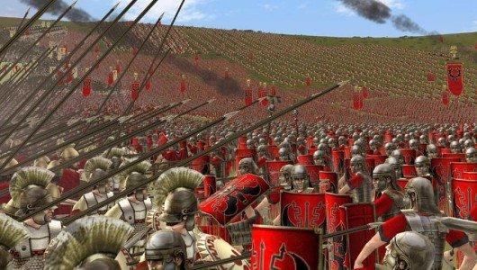 Rome Total War ipad