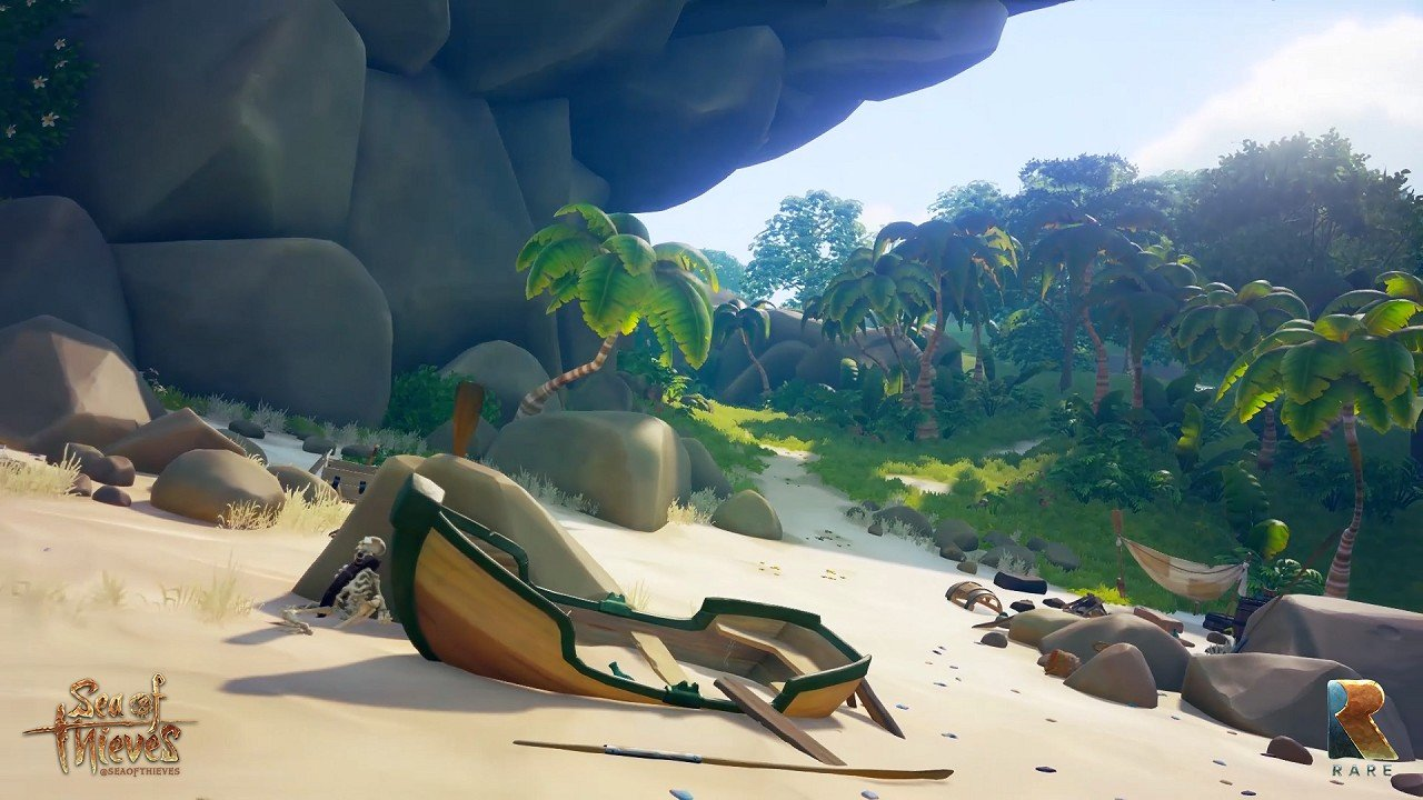 Sea of Thieves immagine PC Xbox One 02