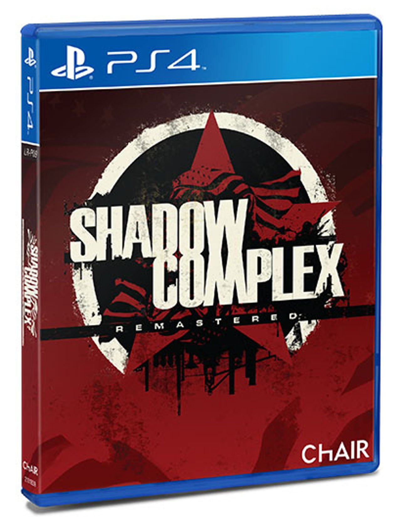 Shadow Complex Remastered: una versione fisica limitata per PS4
