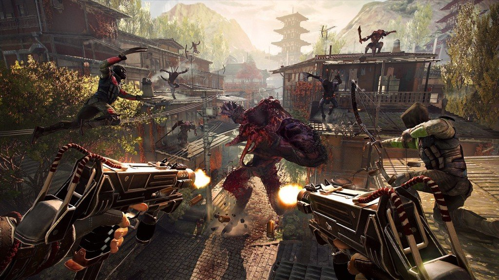 Shadow Warrior 2 lancio