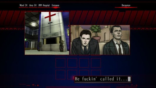 The Silver Case trailer lancio ps4