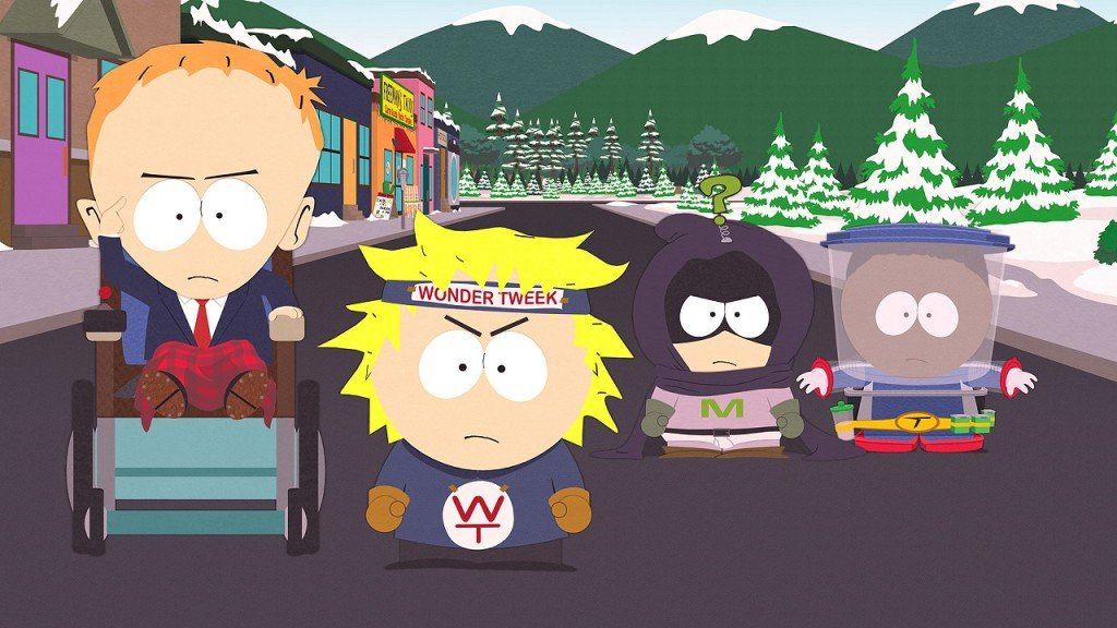 South Park Scontri di-retti rinviato