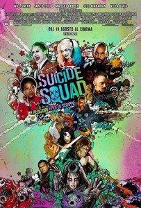 Suicide Squad Cinema locandina