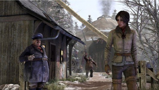 Syberia 3 teaser trailer
