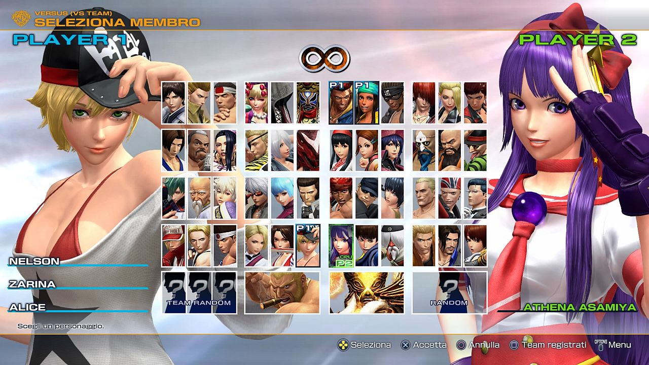 The King of Fighters XIV immagine PS4 09
