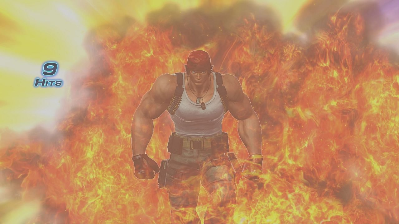 The King of Fighters XIV immagine PS4 12