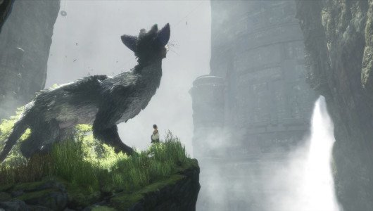 The Last Guardian trailer computer grafica
