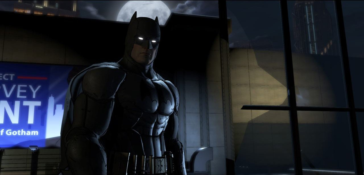 Batman The Telltale Series è disponibile da oggi per il mercato retail
