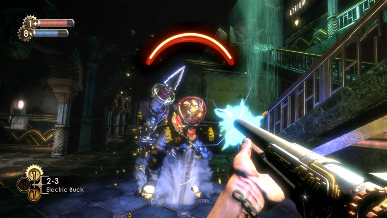 bioshock the collection gamescom immagine