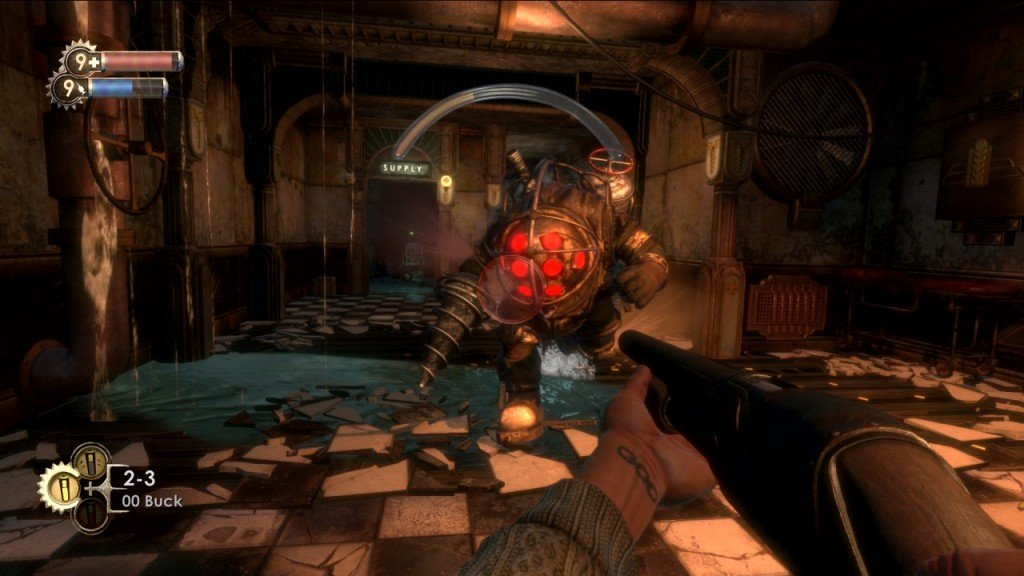 bioshock remastered pc bioshock the collection gamescom immagine (2)