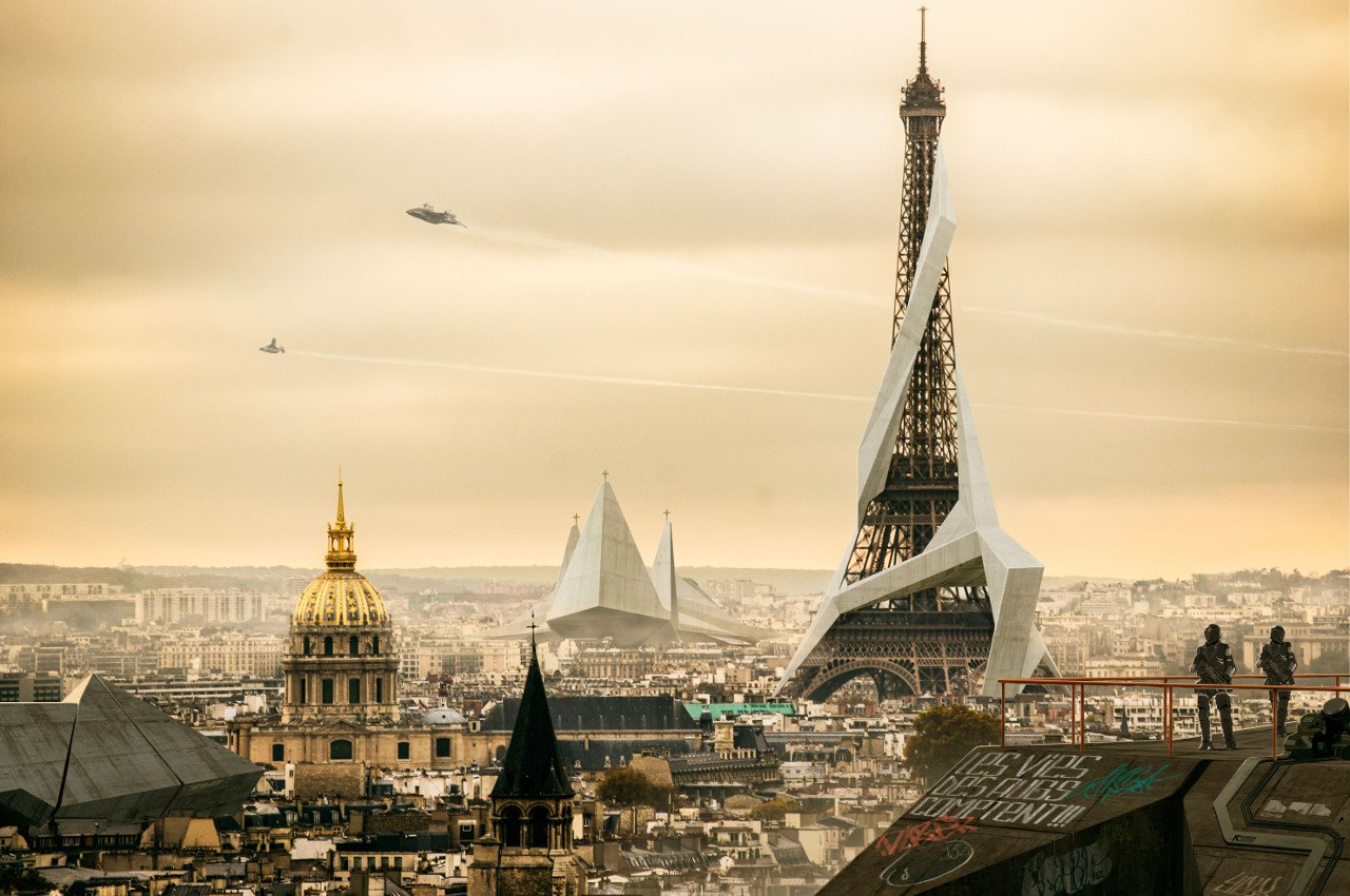 Deus Ex Mankind Divided: vediamo alcune città immaginate nel 2029