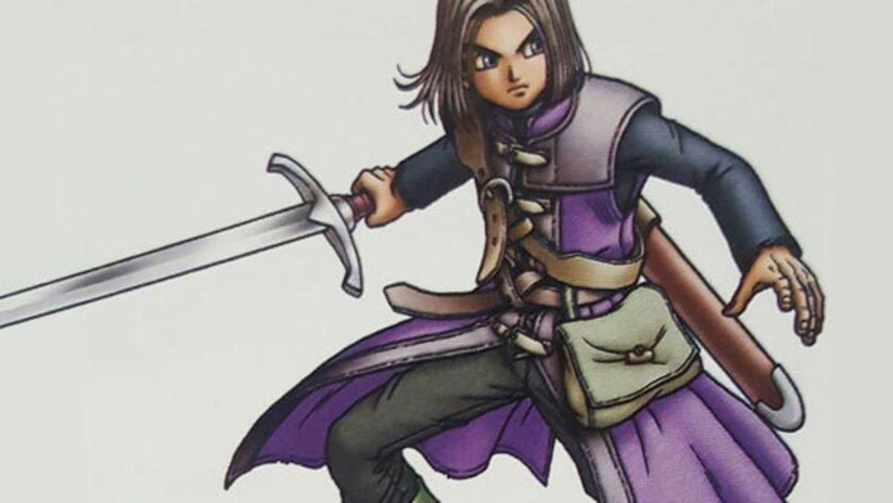 Dragon Quest 11 confermato su NX