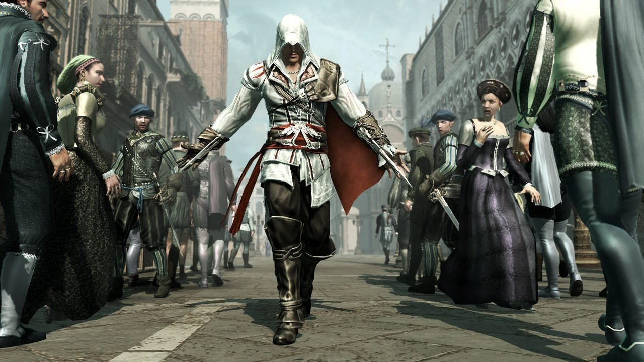 Assassin's Creed Ezio Collection classificato per PS4 e Xbox One