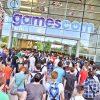 Gamescom 2017 spazio espositivo