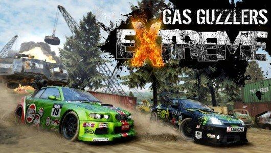 Gas Guzzlers Extreme annunciato per PS4 e Xbox One