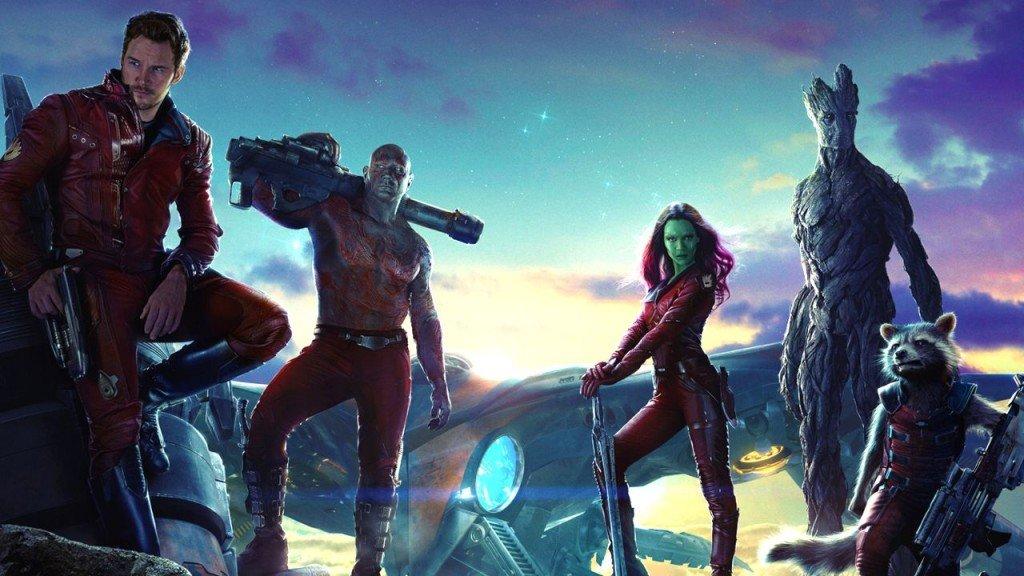 Guardiani della Galassia vol 3 james gunn