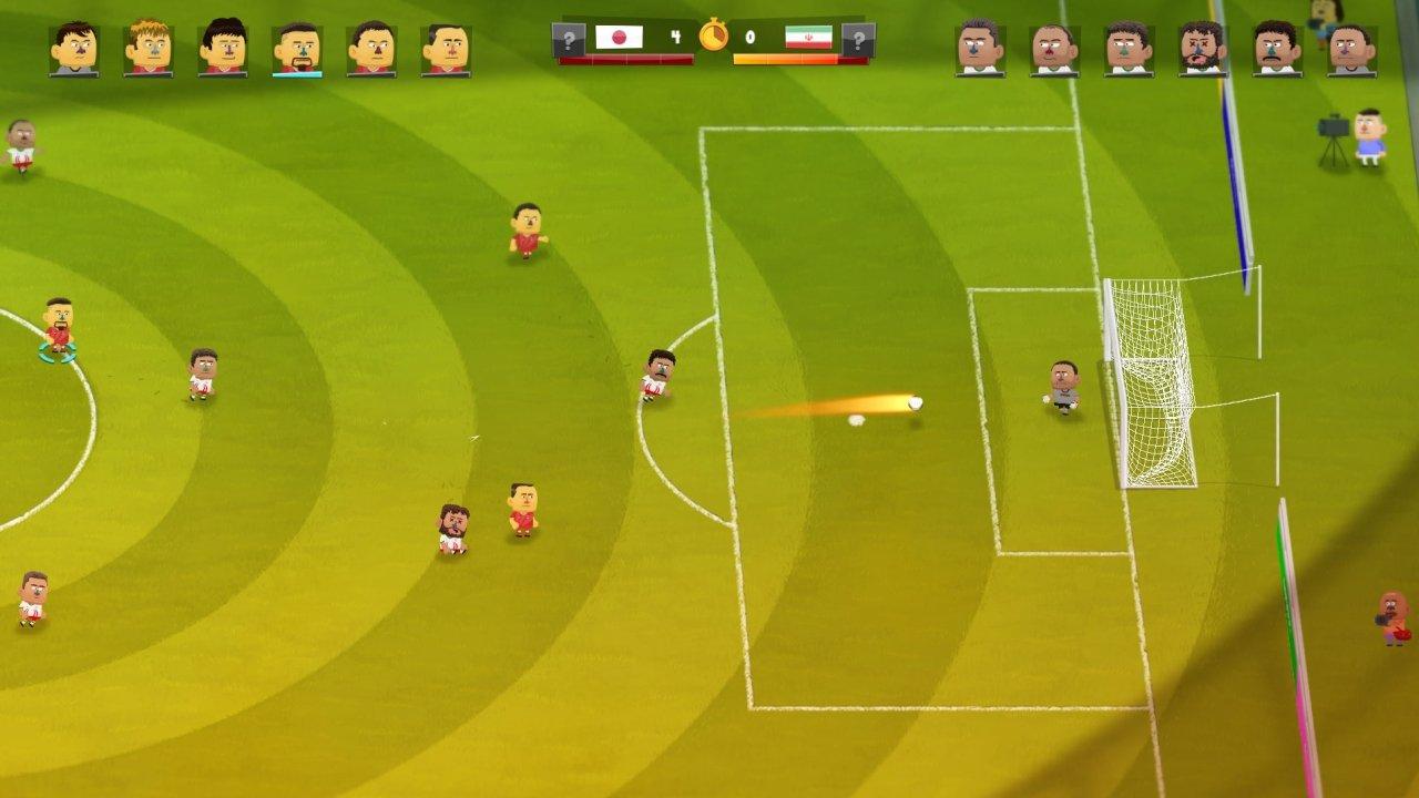 Kopanito All-Stars Soccer è disponibile su Steam con il 70% di sconto