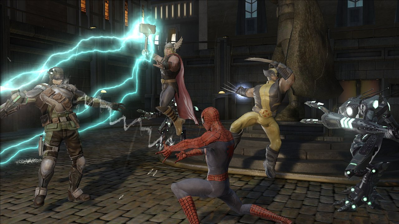 Marvel Ultimate Alliance: patch e DLC gratuiti per la versione PC