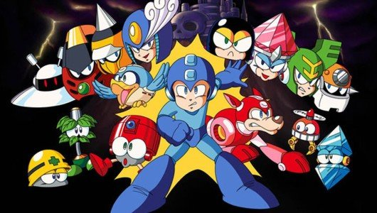 capcom Mega Man Legacy Collection 2