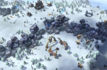 Northgard: reveal trailer per lo strategico indie di Shiro Games